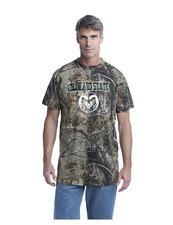 CSU Realtree Camo T-shirt